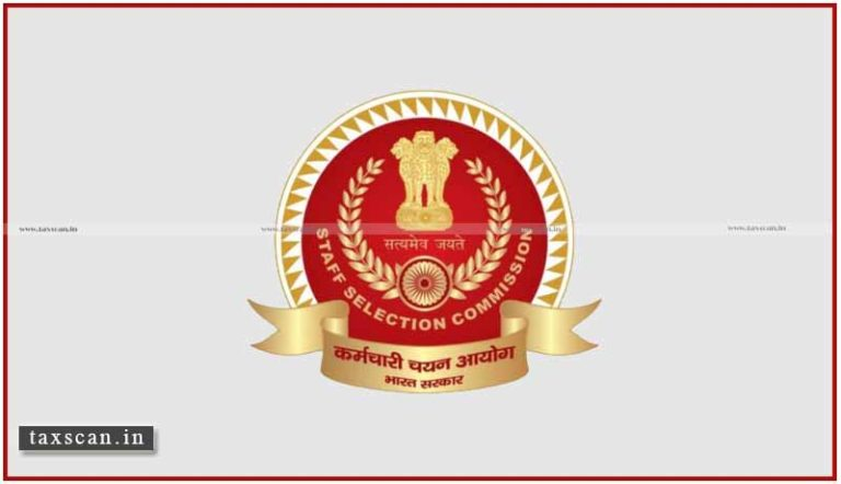 CA, ICWA vacancies in Staff Selection Commission