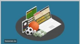 Betting Money Taxable - Taxscan