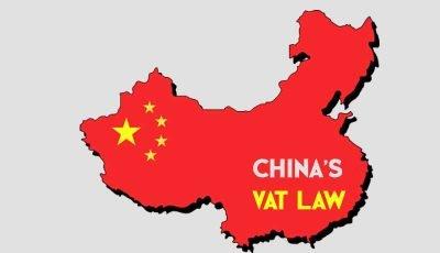 China'VAT - Taxscan