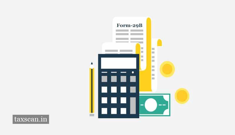 Form-29B - Kerala High Court - Taxscan