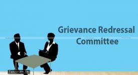 Grievance Redressal Committee - CBIC - GST - Taxscan