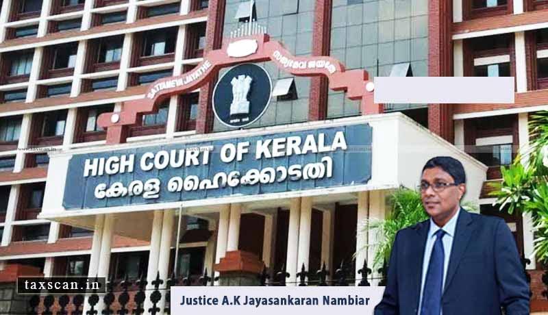 assessee - KVAT Act - Kerala High Court - GST - Taxscan