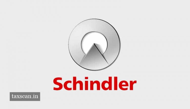 Schindler India hiring Taxation Executive