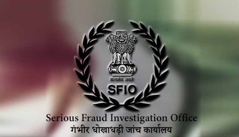 Serious Fraud Investigation Office - SFIO - Taxscan