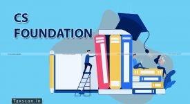 CS Foundation Examination - ICSI - Result - Taxscan