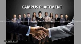 Campus Placement Program - ICAI - Conducts - February - Taxscan