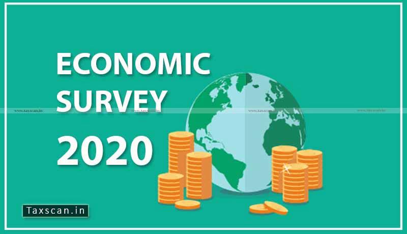Economic Survey - 2020 - Sitharaman - Finance Minister - Taxscan