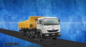 Fabrication - Body Building - Tippers - Trailers - GST - Taxscan