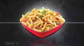 Fried Fryums - Alisha Fooods - GST - AAR - CGST - Taxscan