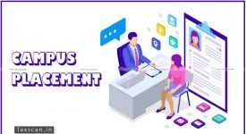 Campus Placement Drive - ICAI - Taxscan