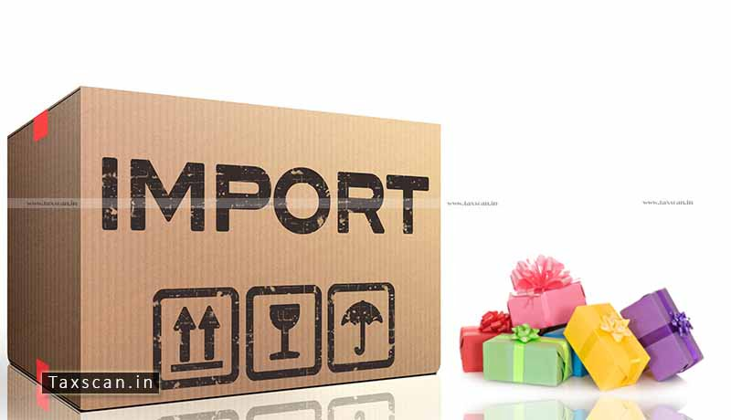 Imported Gifts - Free Payment - DGFT - Taxscan