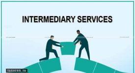 Intermediary services - Pre-sales Marketing Services - Karnataka - AAAR - Taxscan