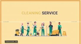 Manpower - Cleaning Service - Service Tax - Taxscan