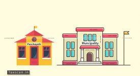 Municipality - Exempted - GST - Taxscan