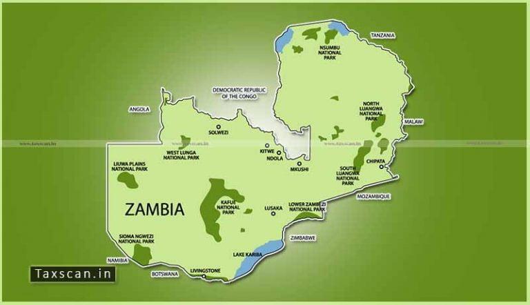 Zambia publishes Tax Amendment Act 2020