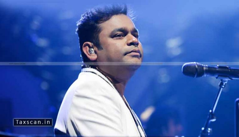Madras HC stays Service Tax proceedings against A R Rahman