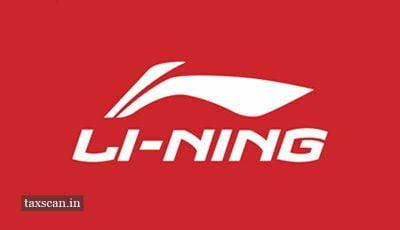 Advertisement Sale Promotion - Li Ning - CESTAT - Taxscan
