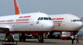 Air - India - Airport - Services -Taxscan
