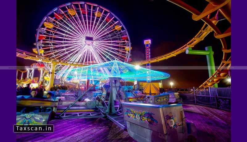 Amusement Parks Duty Act - Entertainments - Bombay - Supreme Court - Taxscan