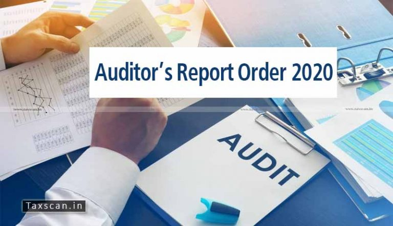 MCA notifies New Auditor's Report Order 2020: Know Significant Changes