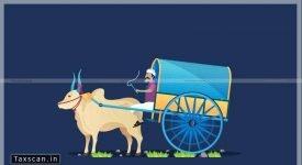 Bullock Carts - No Service Tax - Tyres - Drivers - Taxscan