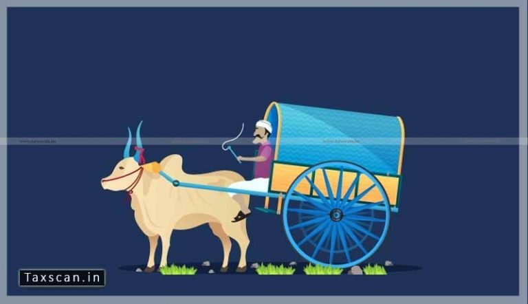 No Service Tax on Rent received from Bullock Carts with Tyres & without Driver: CESTAT [Read Order]