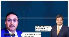 CA Atul Gupta - ICAI President - Taxscan
