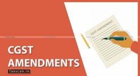 CGST Amendments - 16 Proposed - Budget 2020 - Finance Minister - - Taxscan