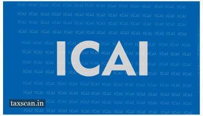 ICAI - COVID-19 - audit - Taxscan