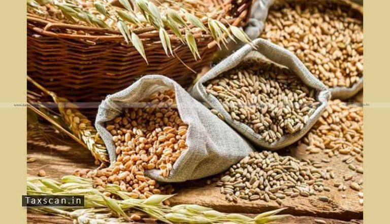No GST on Composite Supply of Crushing Food Grains and Delivery of  Crushed Grains belongs to State Government: AAR [Read Order]