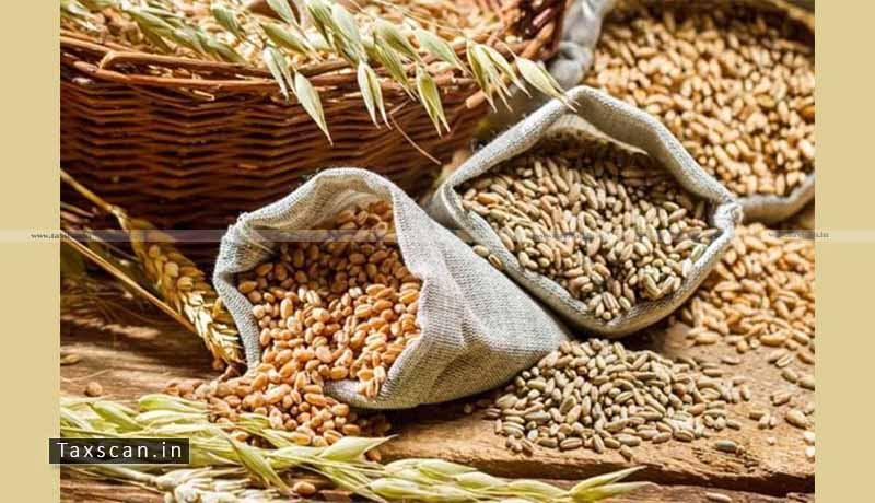 Food Grains - No GST - Supply - West Bengal - AAR - Taxscan
