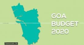 Goa Budget 2020 - GST Act - Amendment - Chief Minister - Taxscan