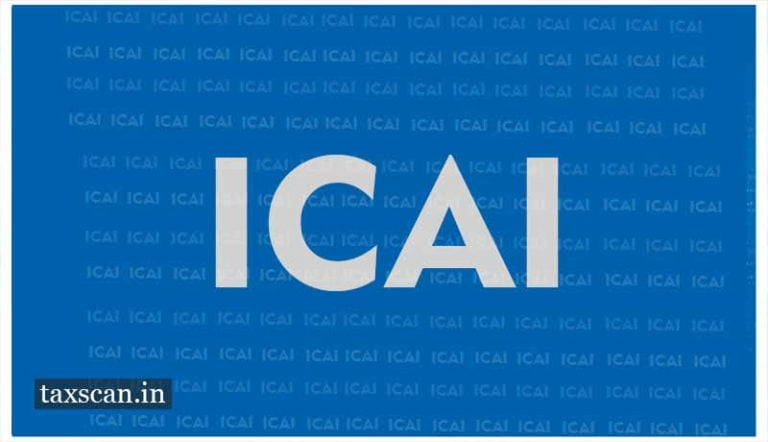 ICAI creates 100 Cr Rupees for Scholarship to CA Students