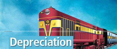 Indian Railway Depreciation - License Fee - Income Tax - Taxscan