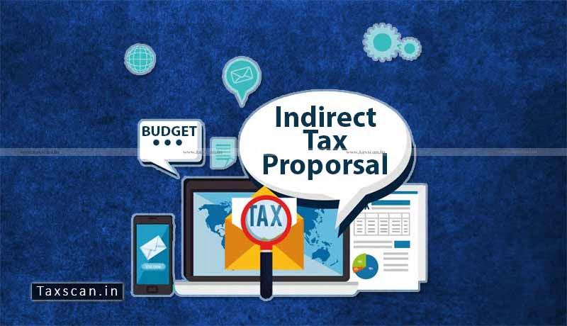 Indirect Tax Proposals - Budget 2020 - Budgetscan - GST - Customs Duty - Taxscan