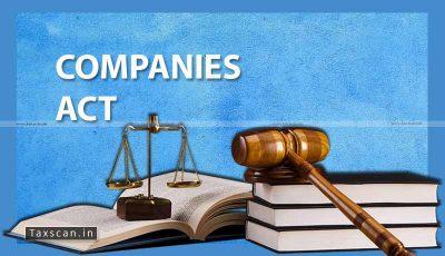companies Amendment act 2020 -MCA - GNL-2 Form - Companies - Act - Taxscan