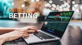 Online Betting - Taxscan