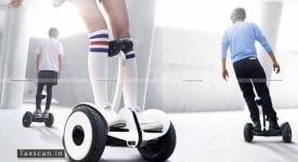 SEGWAY Products - Customs Duty - CESTAT - Taxscan