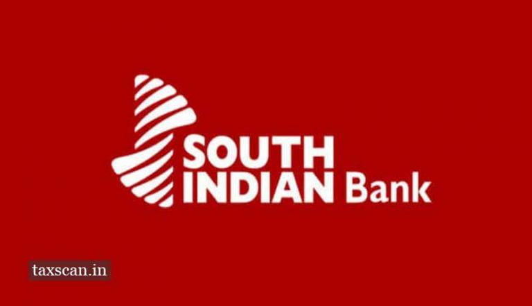 CA openings in South Indian Bank