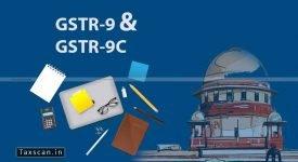 Supreme Court GSTR-9 - Taxscan