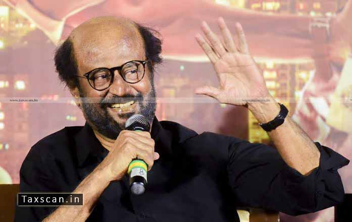 Relief for Rajinikanth: Income Tax Department withdraws Tax Appeal from Madras High Court [Read Order]