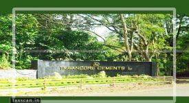 Travancore - Cements - Vacancy - Taxscan