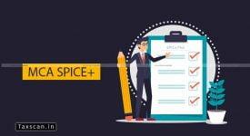 Web Form - SPICe - MCA- Taxscan