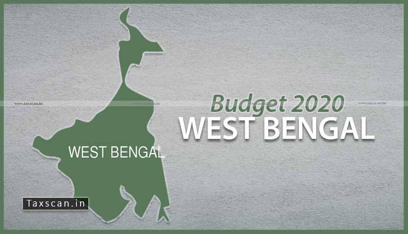 West Bengal Budget - Amnesty Scheme - Pre GST - Budget 2020 - Taxscan