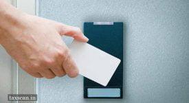 Electronic Cards - RBI - Taxscan