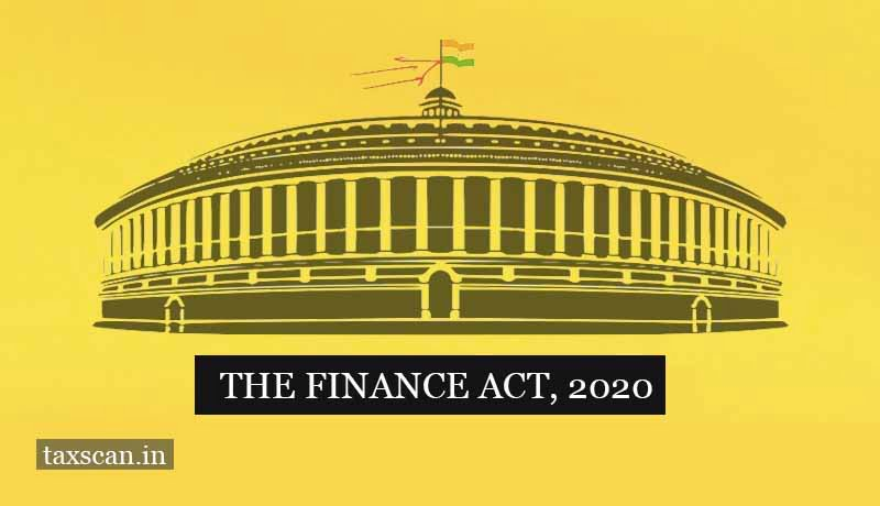 Finance Act 2020 - Taxscan