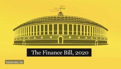 Finance Bill 2020 - Taxscan