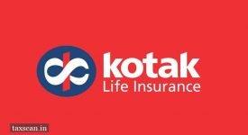 Kotak Life Insurance - Taxscan