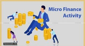 Micro Finance Activity - ITAT - Taxscan