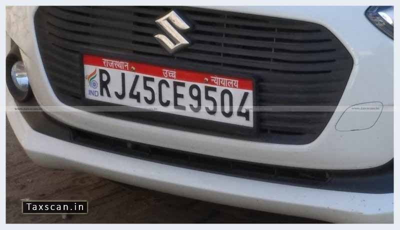 Motor Vehicles Tax - Rajasthan Budget 2020 - Taxscan